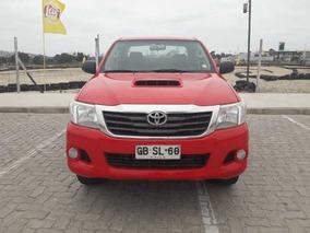 Toyota Hilux 4x4 2.5cc 4x4 2.5cc