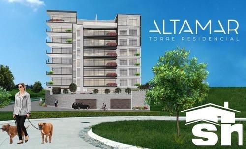 Altamar Torre Residencial, Ph En Preventa Dv-1813b