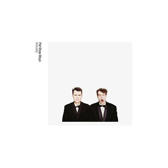 Pet Shop Boys Actually Further Listening 1987-1988 Cd X 2