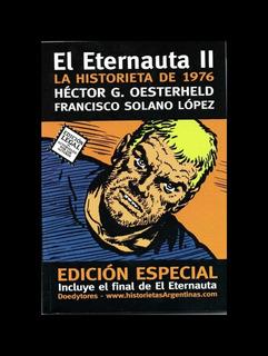 El Eternauta 2 - Libro - Envio Rapido - Unica Edicion Legal