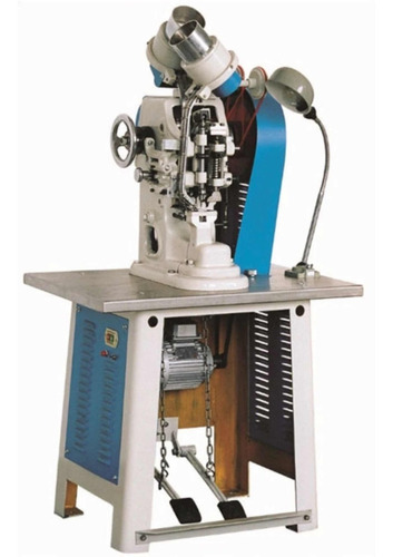 Maquina Ojalilladora Automatica Con Arandela - Casa Siritto