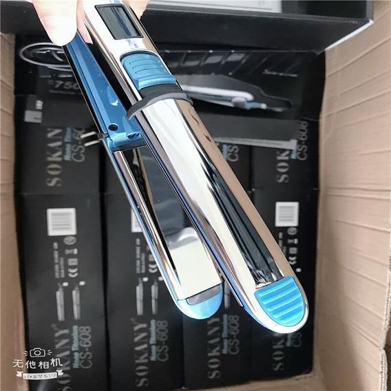 Max750f Pro Titanium Flutuante Placa Alisamento Profissional