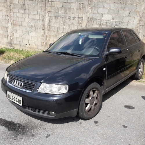 Imagem 1 de 8 de Audi A3 2003 1.8 Aut. 5p