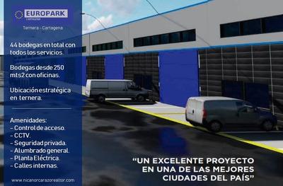 Europark Parque Empresarial Cartagena De Indias