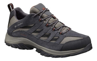 Zapatillas Trekking Hombre Impermeables Columbia Crestwood