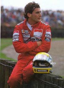 Relógio Heuer Ayrton Senna Automático Diver Completo C Nota