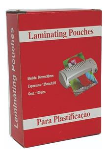 Plastico Plastificação Polaseal Cpf Titulo 66x99 005 C/1000