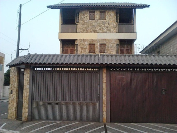 Sobrado Residencial À Venda, Vila Galvão, Guarulhos. - So0152 - 33599634