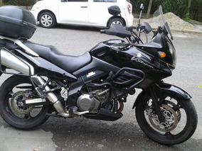 Suzuki Dl 1000 V-strom, Preta, Motor 1000cc