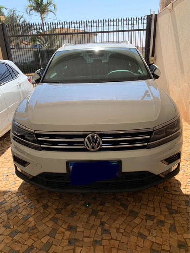Imagem 1 de 8 de Volkswagen Tiguan Allspace 1.4 Comfortline 250 Tsi Flex 5p