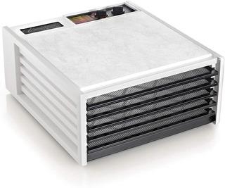 Deshidratador De Alimentos Excalibur 5 Bandejas Blanco