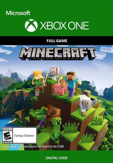 Minecraft Para Xbox One Codigo