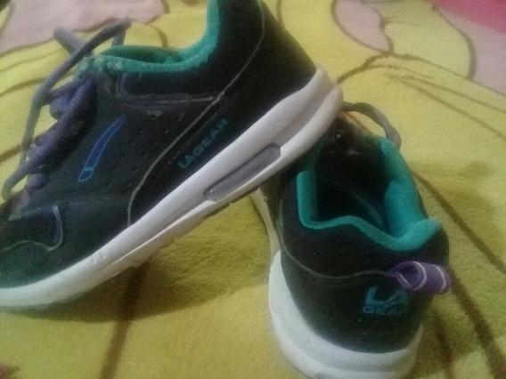 Zapatillas La Gear De Niña