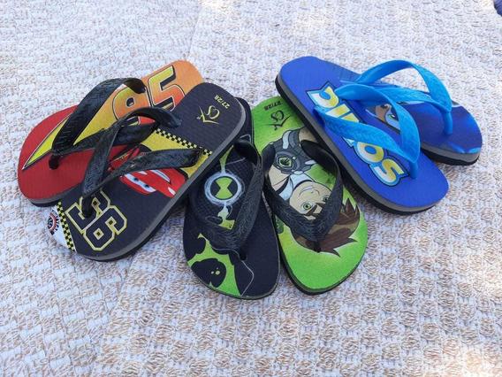 Sandalias E Chinelos Personalizados Direto Da Fábrica.