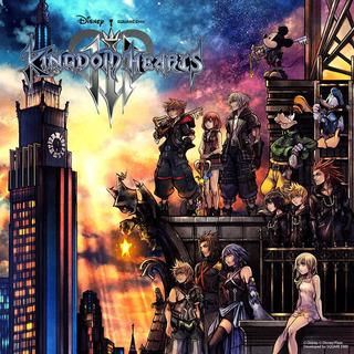 Kingdom Hearts Iii Ps4 Digital Original |2| Bumsgames