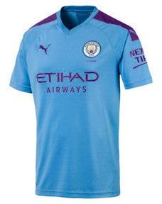 Camiseta Puma Manchester City 2019/20