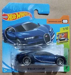 Bugatti Chiron Hot Wheels Exotics 2019 236/250