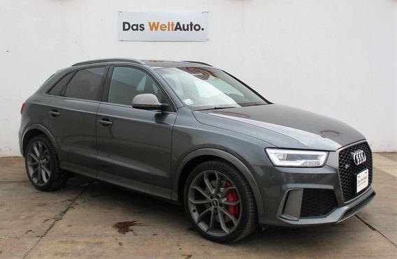 Audi Q3 Rs Performance 2017