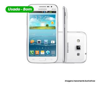 Smartphone Samsung Galaxy Win Duos Gt-i8552 - Usado - Bom