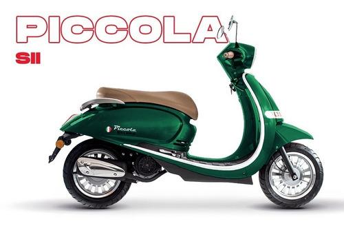 Scooter Gilera Piccola 150 Beta Tempo 150