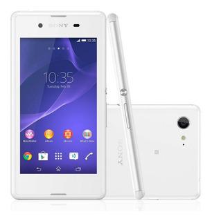 Smartphone Sony D2212 Xperia E3 4gb Dual Chip   Vitrine