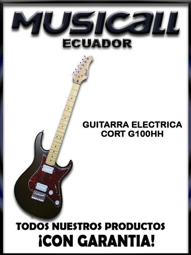 Guitarra Electrica Cort G100hh