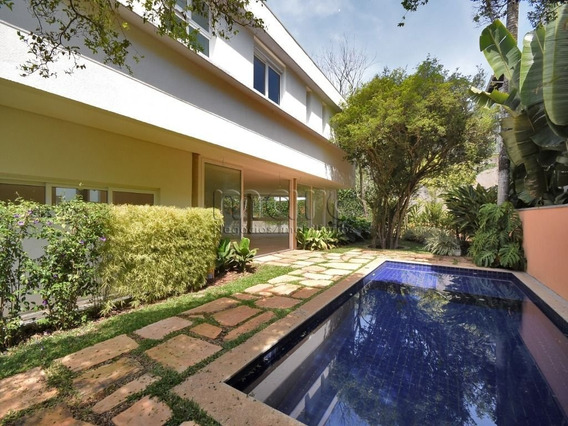 Casa De Condominio - Jardim Dos Estados - Ref: 128376 - V-128376