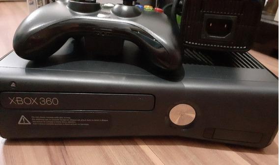 Xbox 360 Destravado (rgh) + 1 Cont. S Fio+carregador Orig