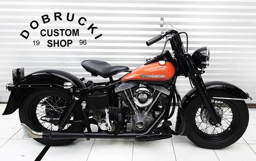 Imagem 1 de 9 de Harley Davidson Shovelhead 1972
