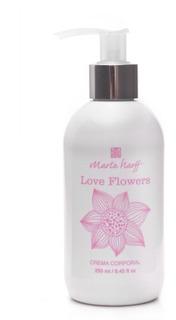 Marta Harff Crema Corporal Love Flowers X 250ml
