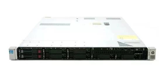 Servidor Hp Dl360p Gen8 32gb Xeon E5-2680 V2 10 Cores