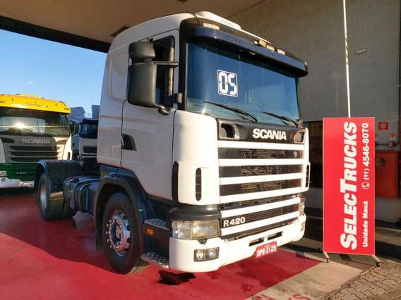 Scania R420 4x2 2005 Selectrucks