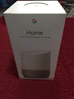 Bocina Google Home Seminueva Completa Español O Inglés