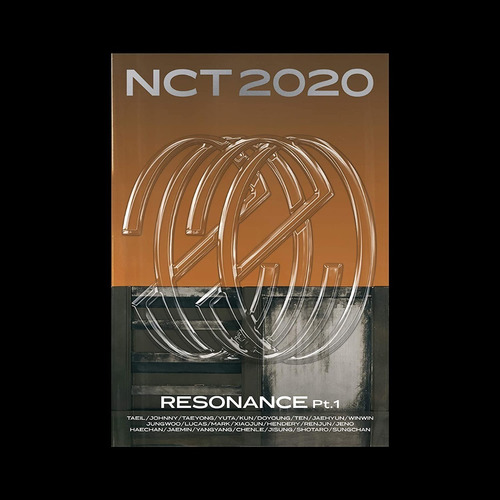 Nct 2020 The Resonance Cd  Future Version Nuevo Importado