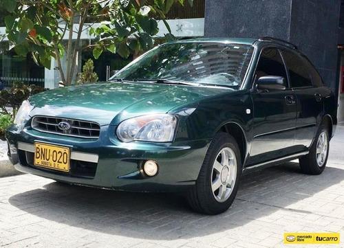 Subaru Impreza 4x4 A.a. Mecánica