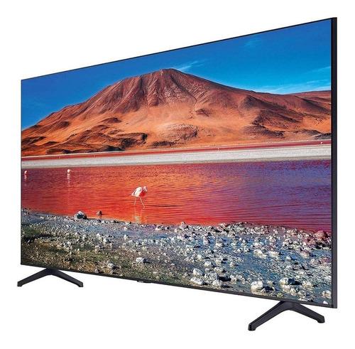 Imagen 1 de 6 de Smart Tv Samsung Serie 7 Un43tu7000kxzl Led 4k 43  100v/240v