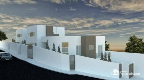 Casa Com 1 Dormitório À Venda, 67 M² Por R$ 220.000,00 - Residencial Morumbi - Poços De Caldas/mg - Ca0050
