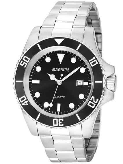 Relógio Magnum Business Masculino Ma33068t