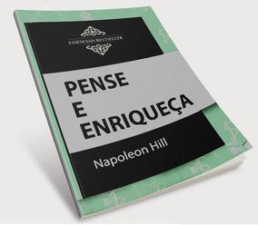 Pense E Enriqueça Napoleon Hill (leia A Descrição)