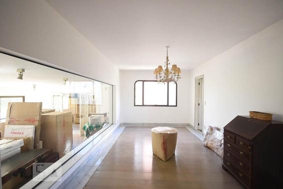Apartamento No 4º Andar Com 4 Dormitórios E 5 Garagens - Id: 892946294 - 246294