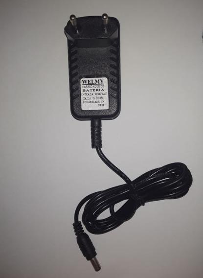 Fonte Original Welmy 6v/900ma Plug P4 - (bi-volt)