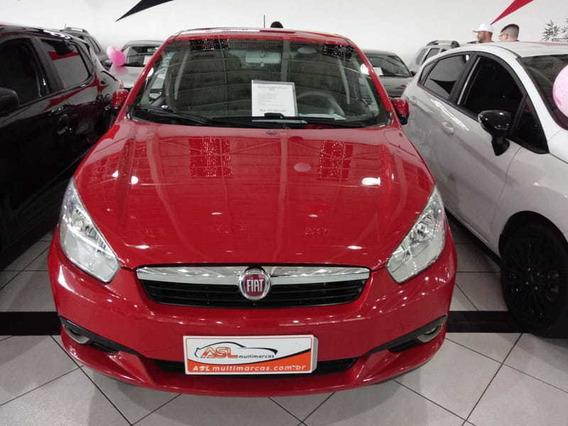Fiat Siena Attractive 1.4 8v 4p 2016