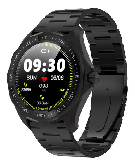 Relógio Inteligente Smartwatch S09 Frequência Cardíaca Ip68