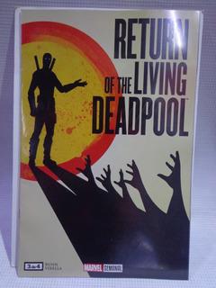 Return Of The Living Deadpool Vol.3 Marvel Televisa 2019