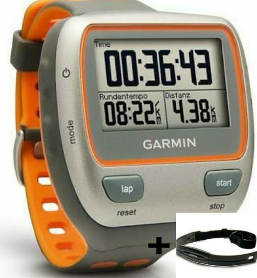 Relógio Gps Garmin 310xt + Cinta Cardiaca. Novo
