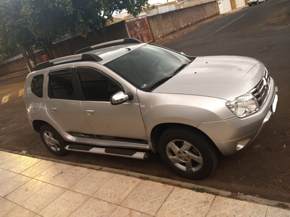 Duster Techroad 1.6 Manual 12/13 Top