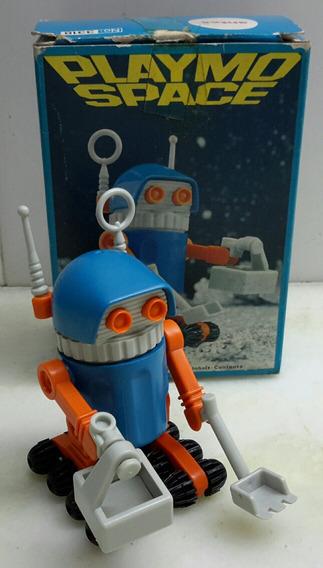 Playmobil De Los 80 N°3318 Con La Caja Origina