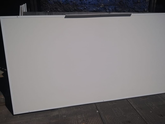 Pizarrón Blanco En Medidas De 120x180 Cms. Gratis 1 Plumón