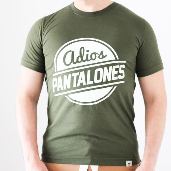Remeras Adios Pantalones - #castelrock