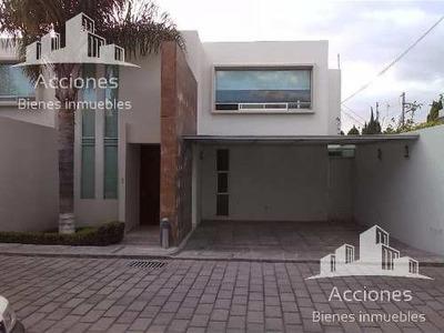 Amplia Casa En Renta En El Barreal